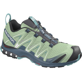 Salomon XA Pro 3D Schuhe Damen spruce stone/indian teal/meadowbrook